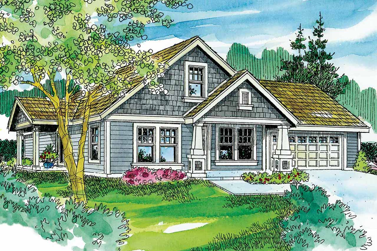 Cottage house plans spangler 30 674 associated designs for Home plans with pictures