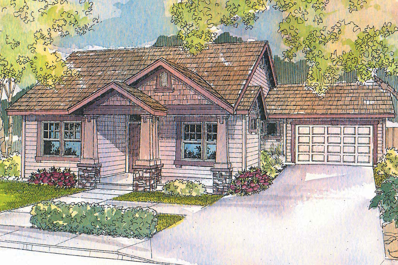 Featured House Plan of the Week, Cottage House Plan, Home Plan, St. Clair 30-383