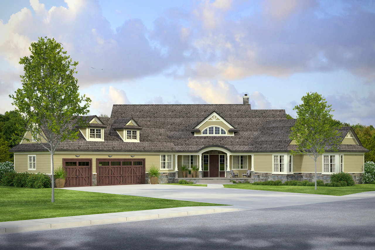 Country House Plan, Home Plan, Napa 30-991, Luxury Home Plan, Estate House Plan