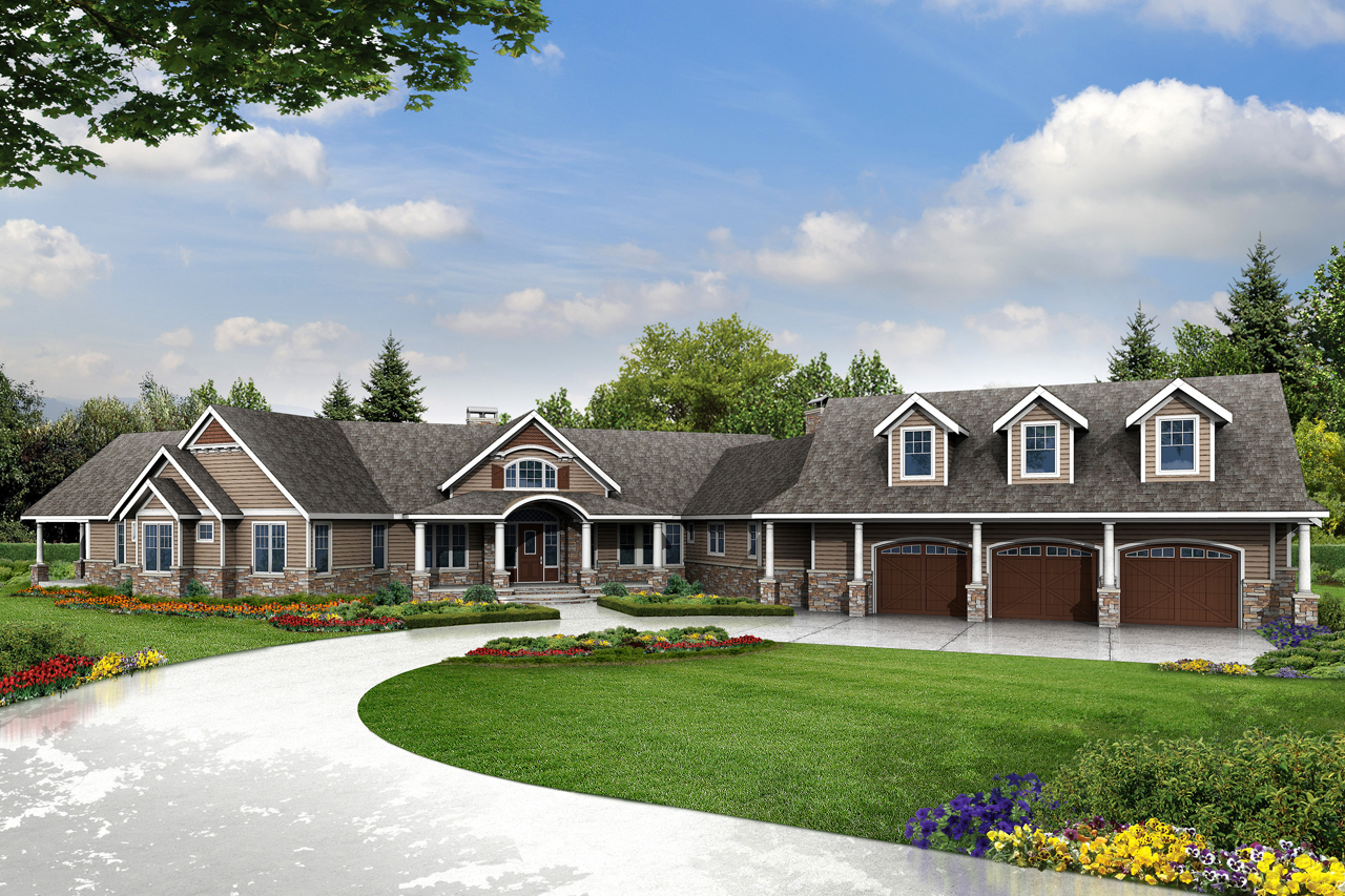 Dog loving homeowners are building new homes to include for Country style house plans