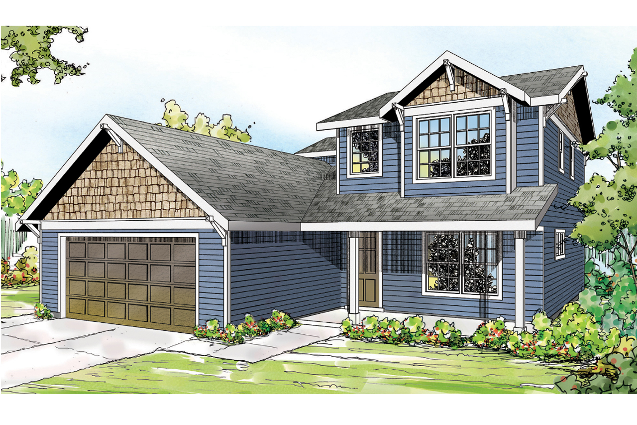 Country House Plan, Home Plan, Paisley 30-852