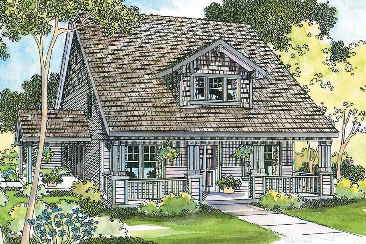 Craftsman house plans ambridge 10 323 associated designs for Best selling craftsman house plans