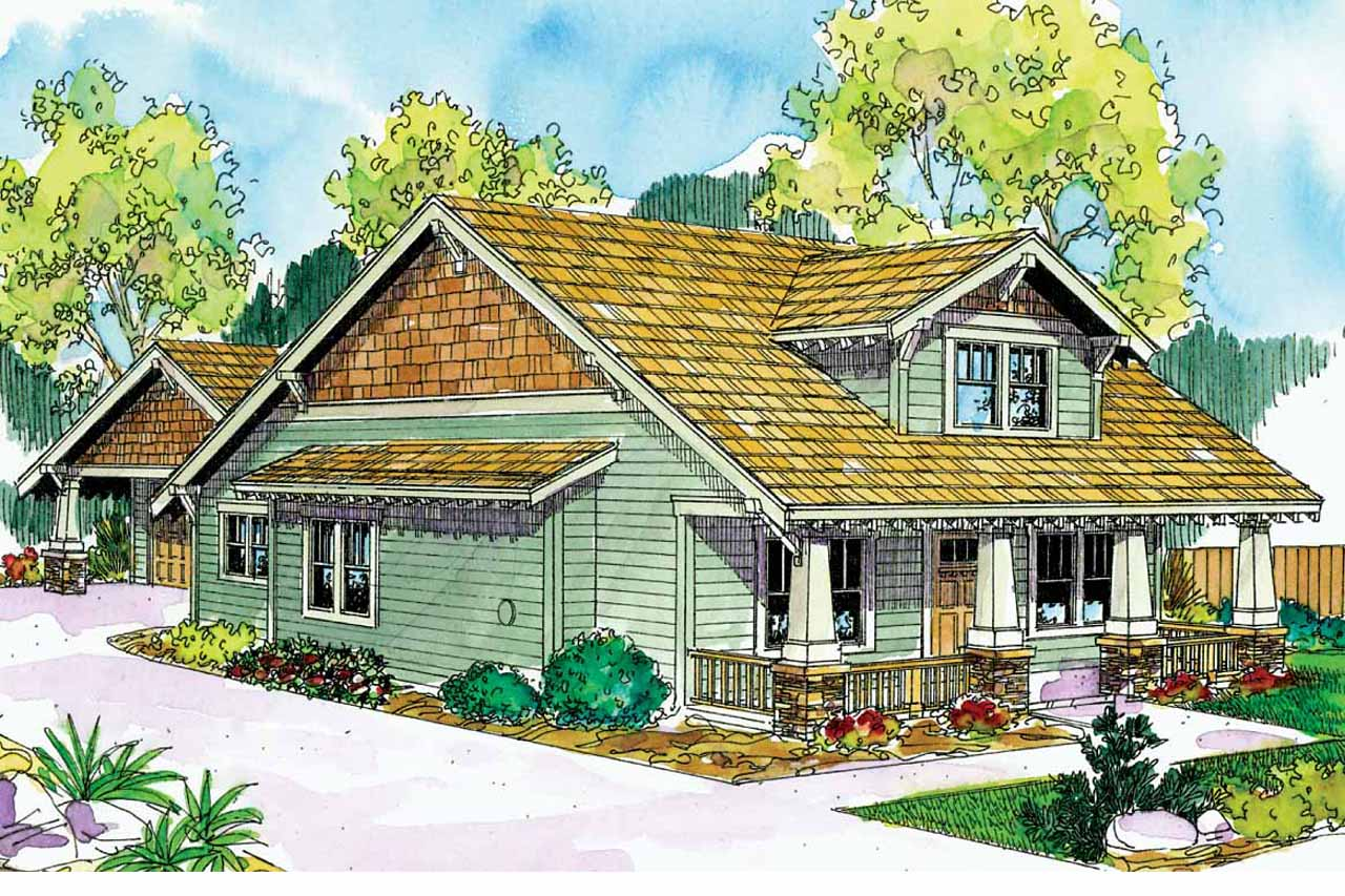 Craftsman house plans fairfield 30 583 associated designs for Best selling craftsman house plans
