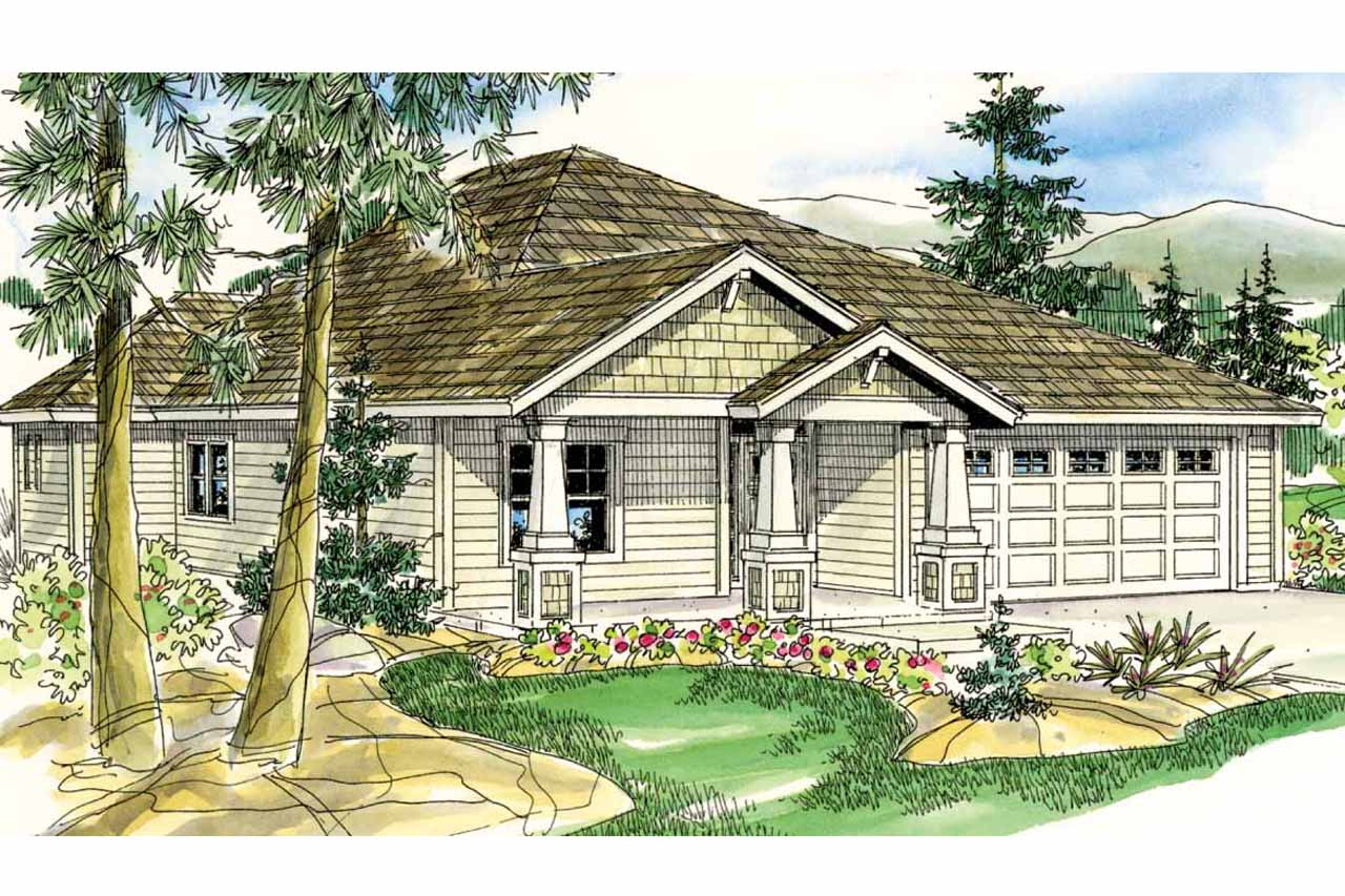 Craftsman house plans logan 30 720 associated designs for Best selling craftsman house plans