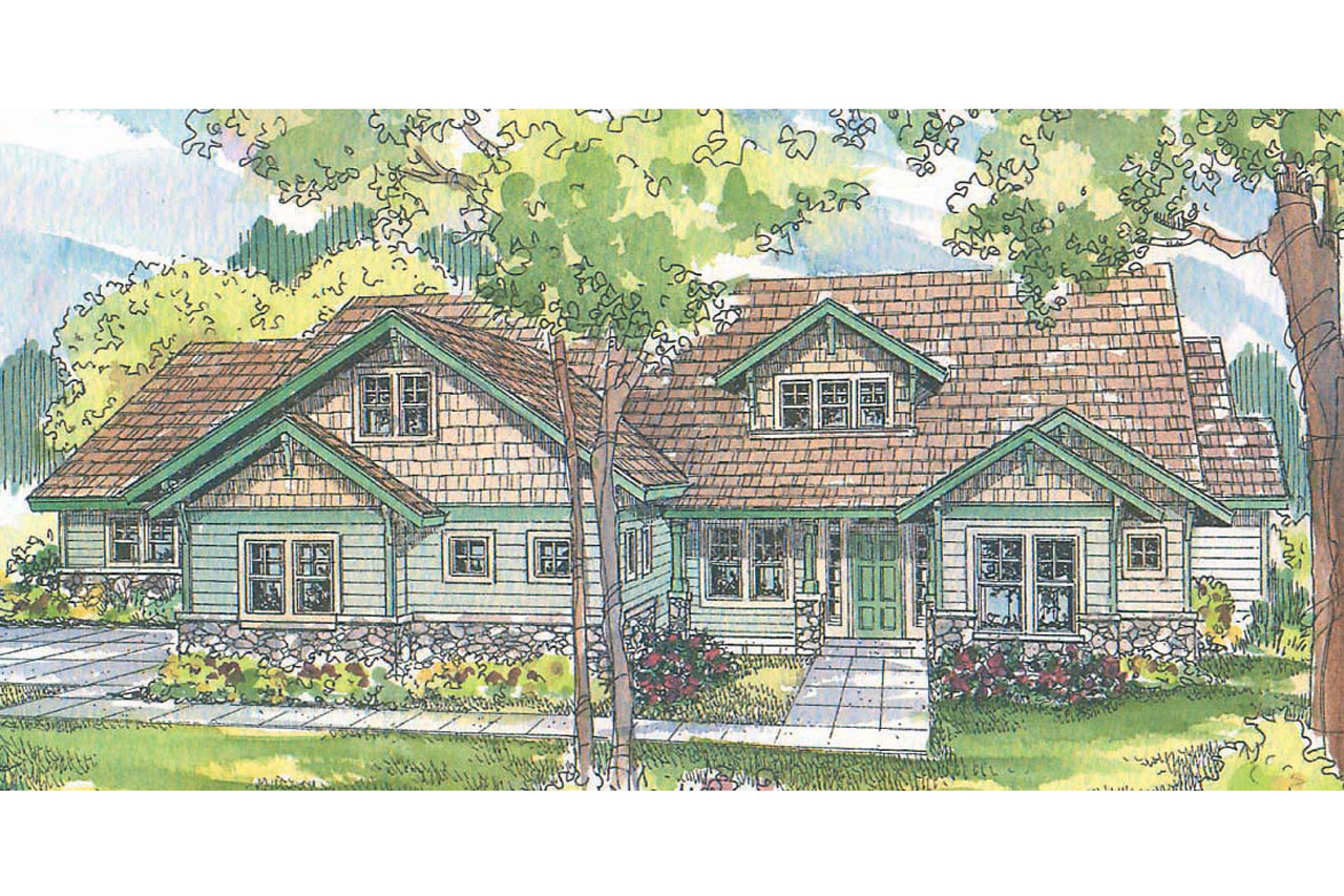 Craftsman house plans radisson 30 374 associated designs for Best selling craftsman house plans