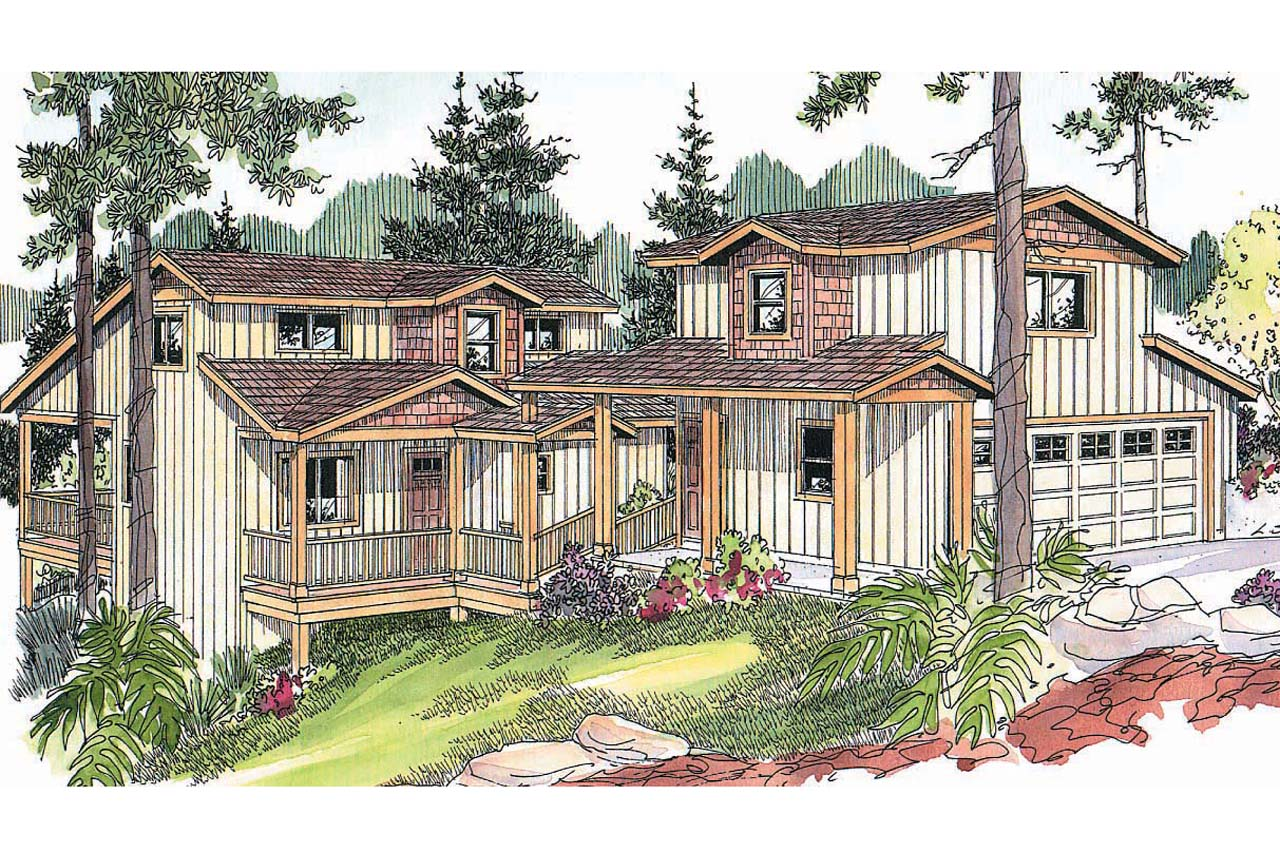 Craftsman house plans roosevelt 30 603 associated designs for Best selling craftsman house plans