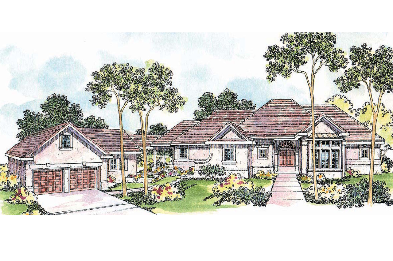 Featured House Plan of the Week, Home Plan, Applegate 10-403, European Home Plans