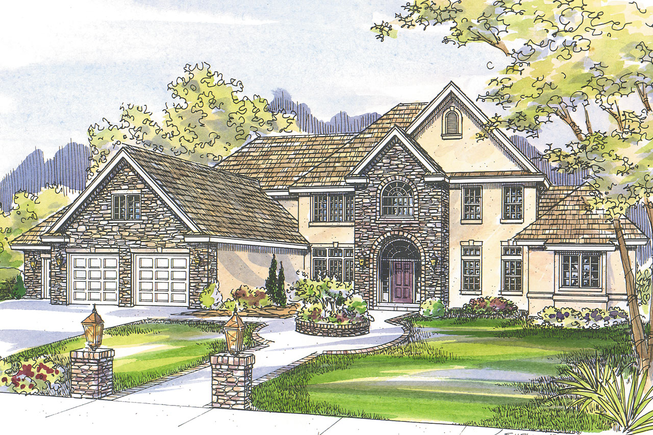 European house plans avalon 30 306 associated designs for House plan styles