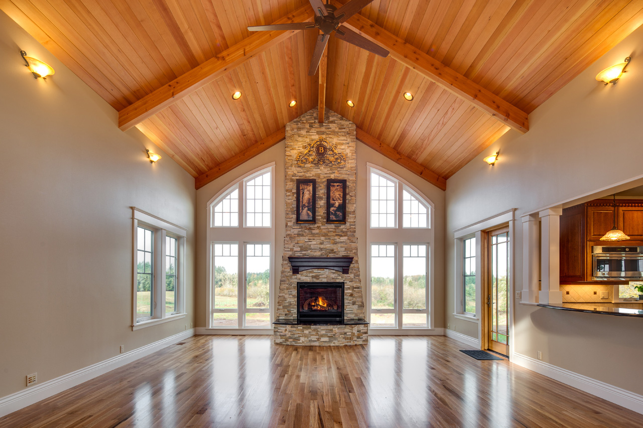 Consumers want more light in their lives with picture for Floor plans vaulted ceilings