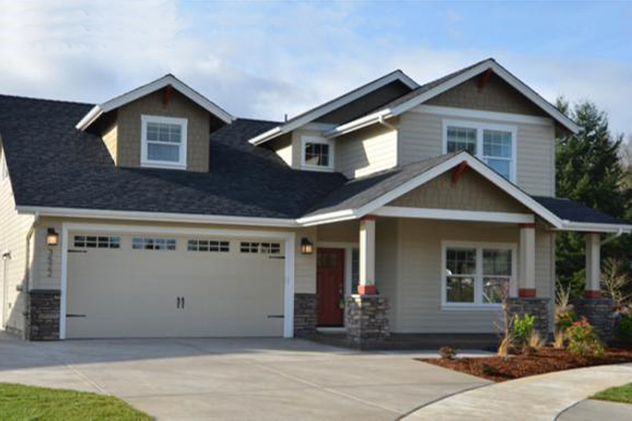 Craftsman Style Rockspring Is Spacious And Charming