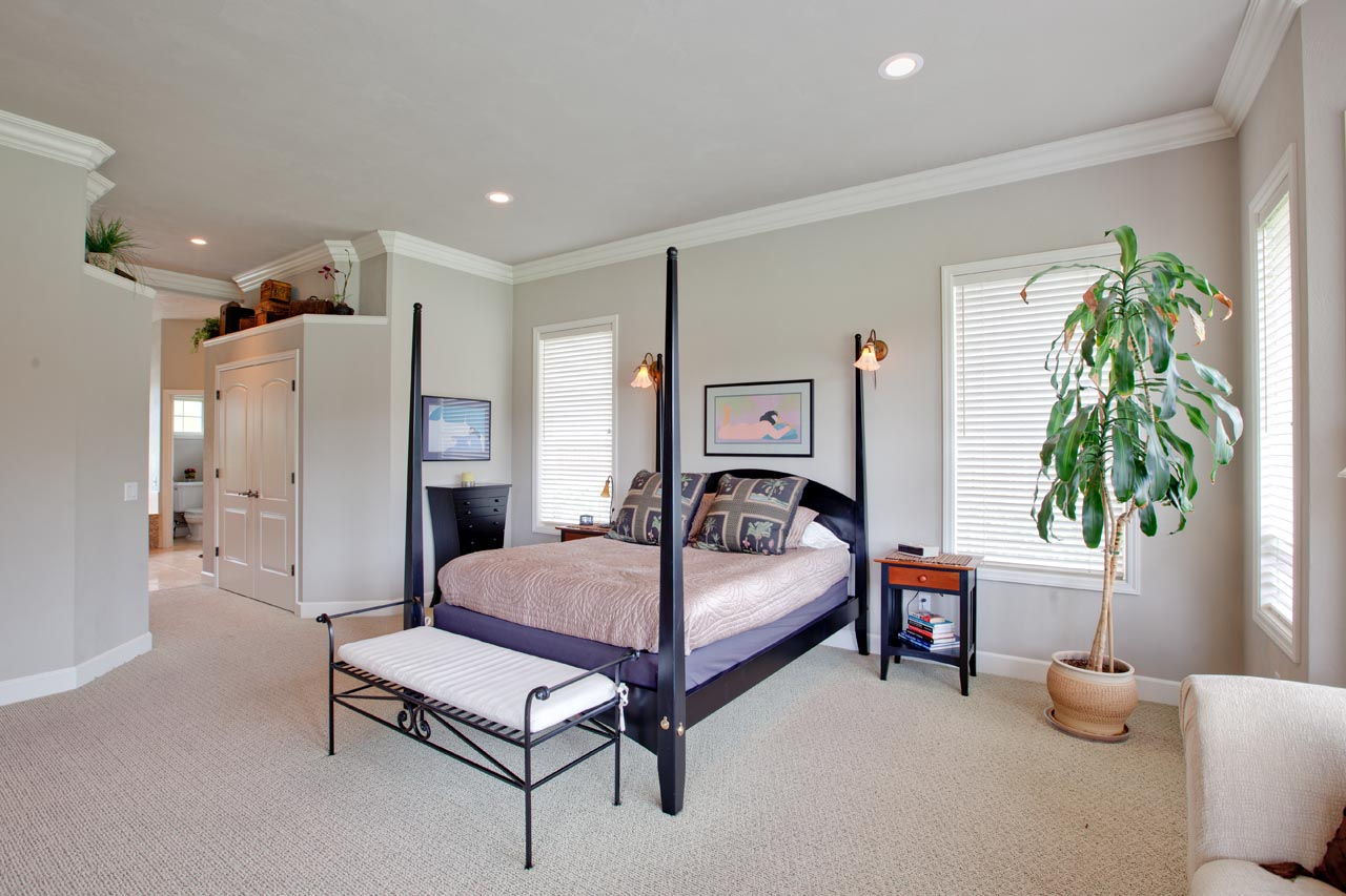 Owners' Suite, Master Bedroom Suites