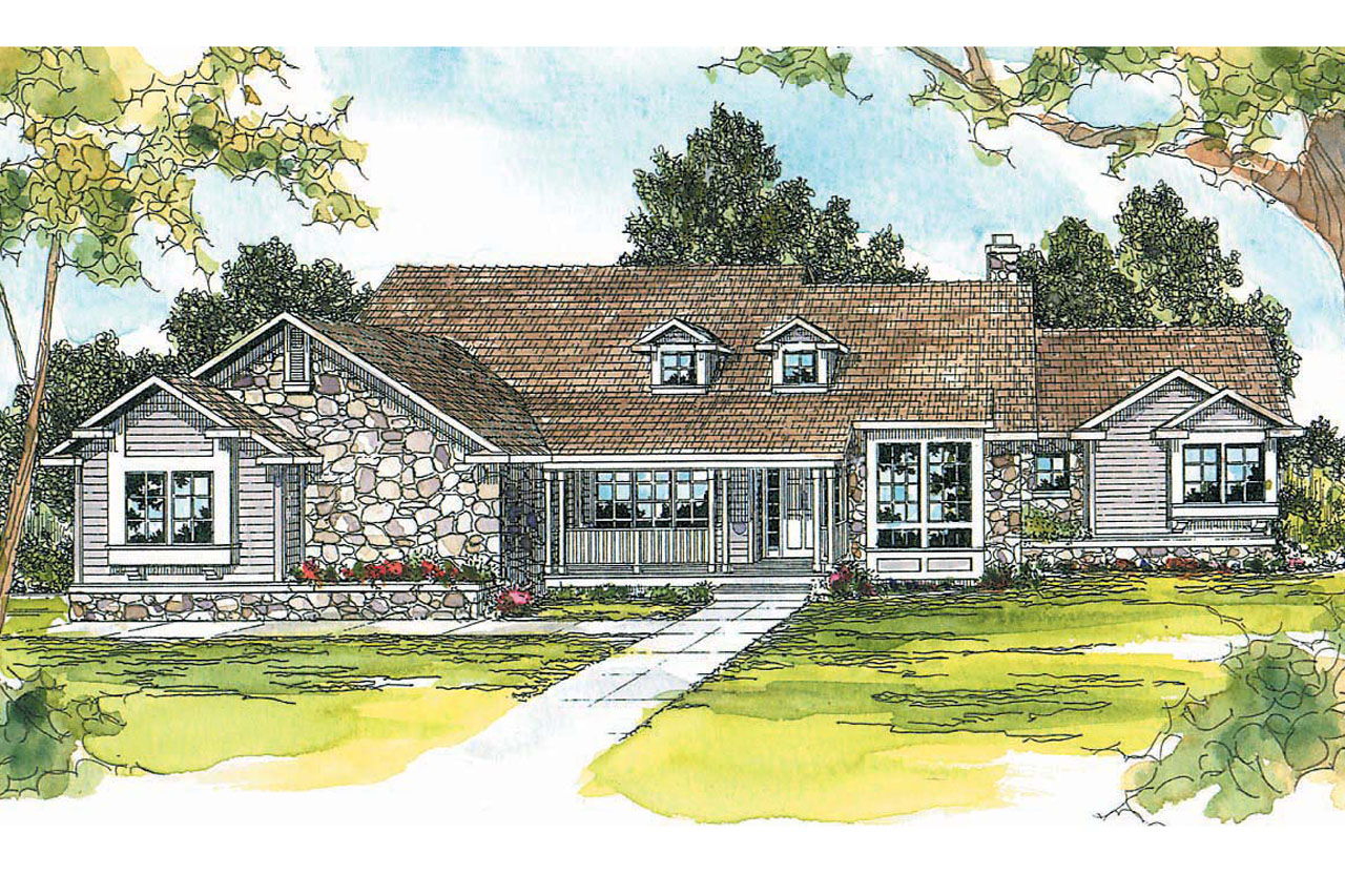 Ranch house plans cameron 10 338 associated designs for Ranch plans