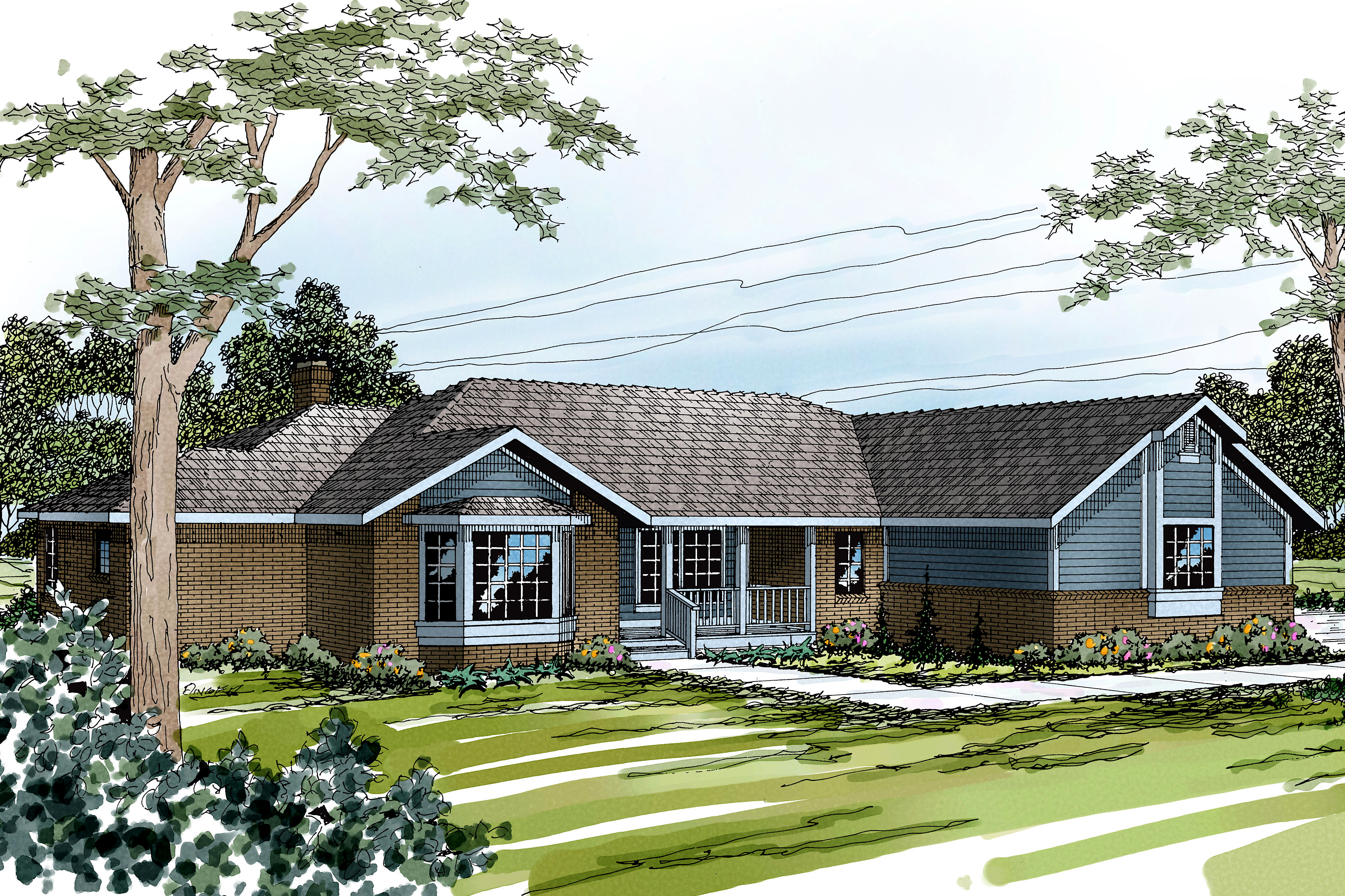 ... House Plans Ranch Style Home. on ranch house plans and designs