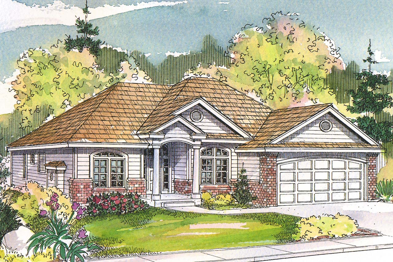 Featured House Plan of the Week, Ranch House Plan, Home Plan, Marlow 30-362