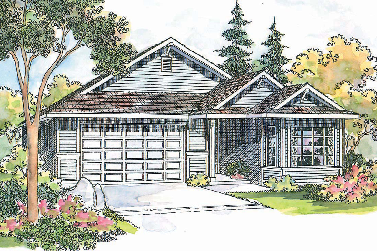 traditional_house_plan_ashland_30-191_front Narrow House Plans Custom Designs on luxury narrow house plans, 2 story narrow house plans, contemporary narrow house plans,