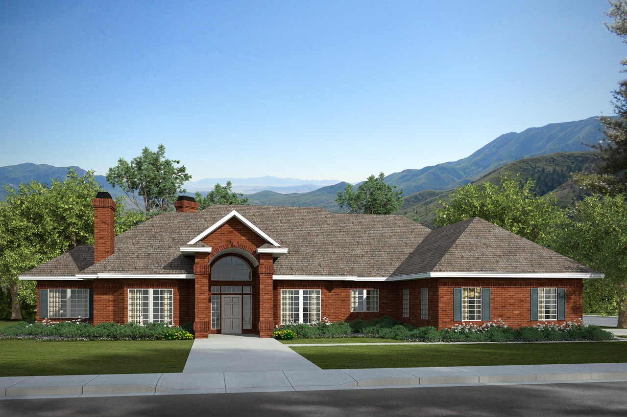 House plan blog home plan blog associated designs for Brentwood house plan