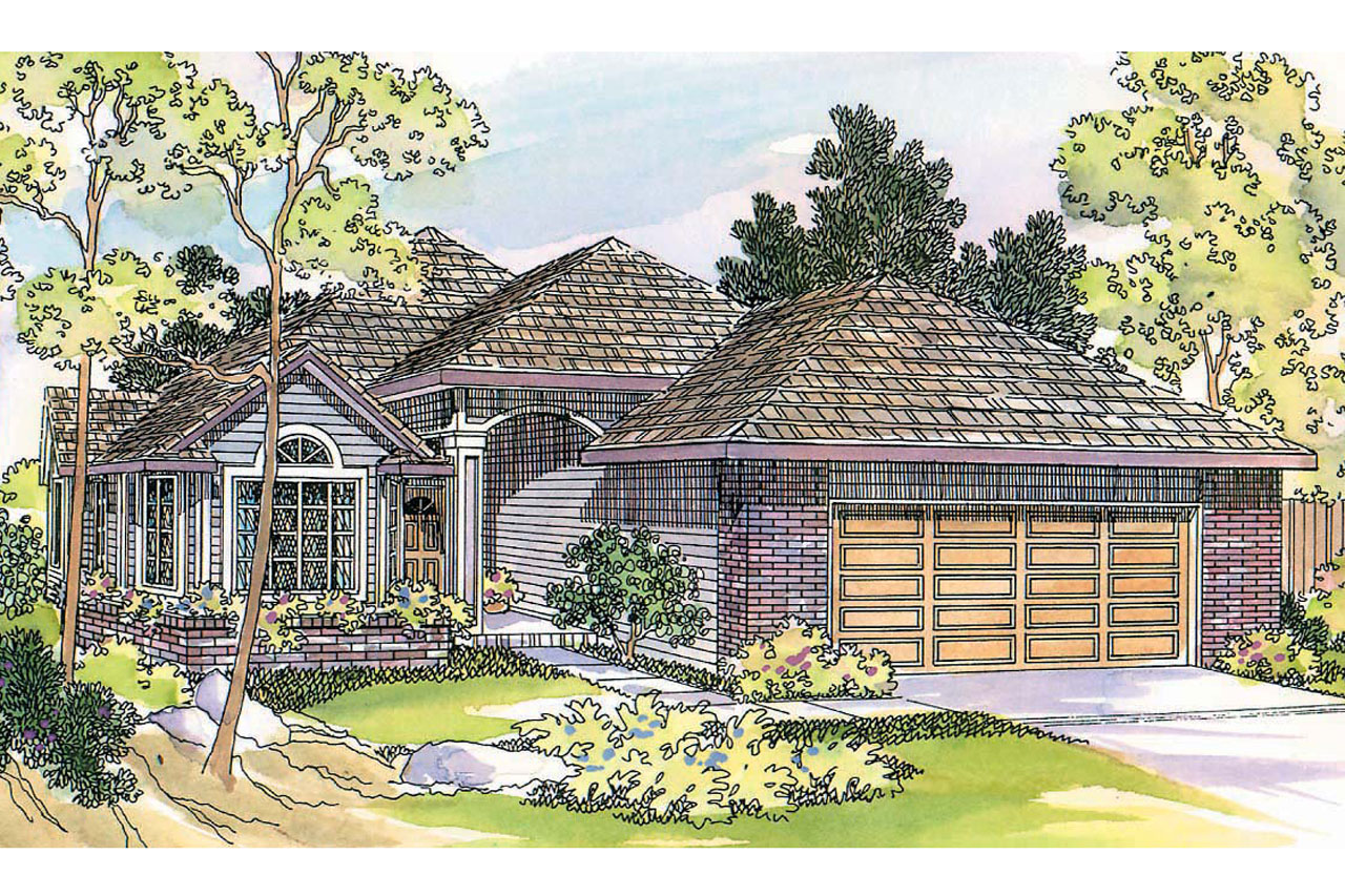 Featured House Plan of the Week, Traditional House Plan, Home Plan, Lynden 30-143