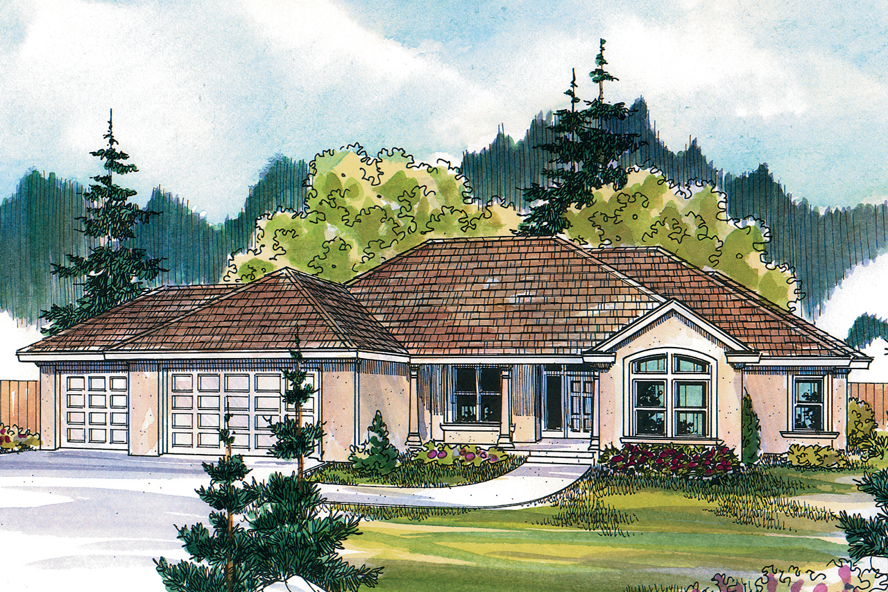 Tuscan House Plans Brittany 30 317 Associated Designs: tuscan style house plans