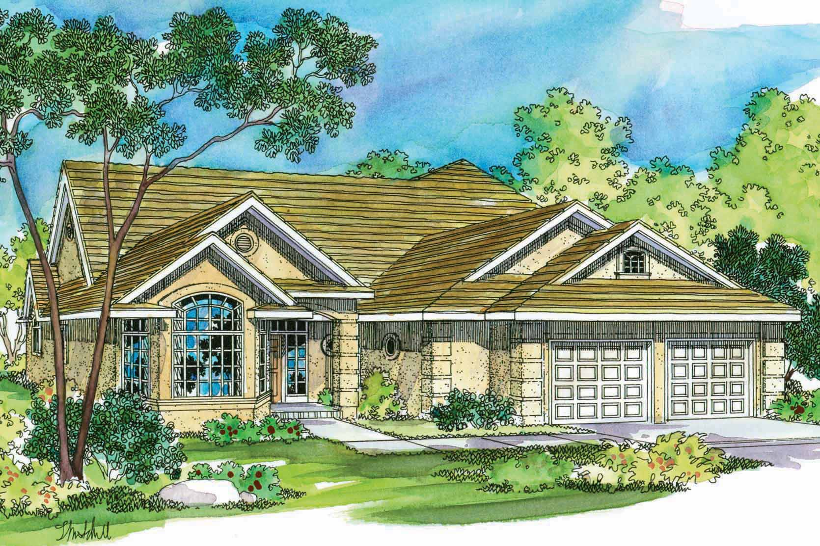 Tuscan house plans mansura 30 188 associated designs for Tuscany house plans