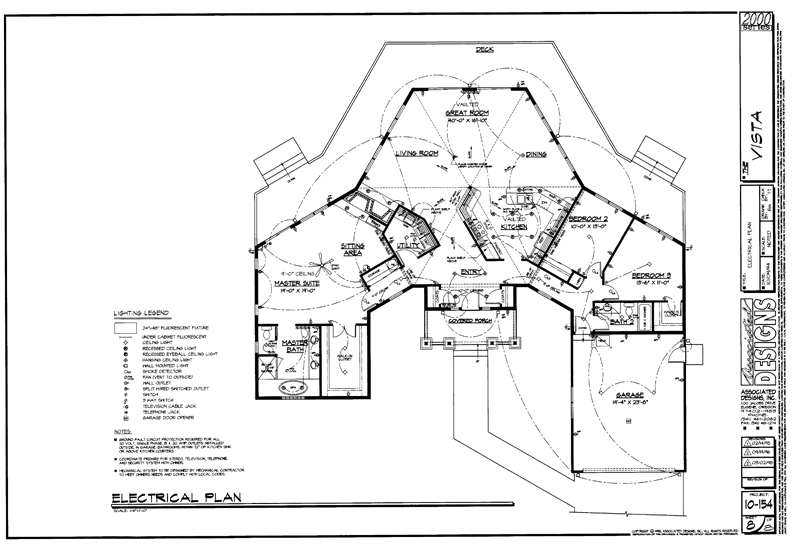 89 electrical layout plan for residence floor plan for Residential electrical blueprints