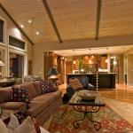 Pacifica 30-683 - Craftsman Home Plan - Bungalow House Plan - Great Room