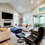 Constructed Custom Home Photo - Great Room