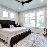 Constructed Custom Home Photo - Guest Bedroom