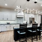 Constructed Custom Home Photo - Kitchen