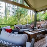 Constructed Custom Home Photo - Outdoor Living