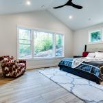 Constructed Custom Home Photo - Master Bedroom