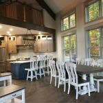 Modified House Plan - Dining & Kitchen