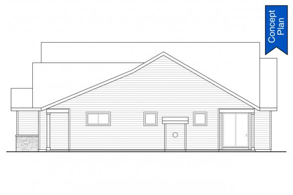 Concept Plan - Tacoma 31-140 - Right Elevation