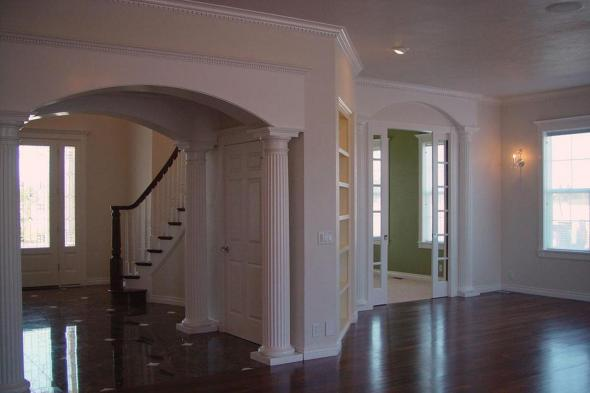 House Plan Photo - Randell 30-395 - View to Foyer