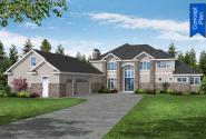 Traditional Concept Plan - Springhill 31-232 - Front Elevation