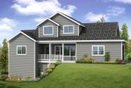 Country House Plan - Farmington 31-068 - Front Elevation