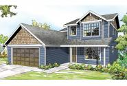 Country House Plan - Paisley 30-852 - Front Elevation