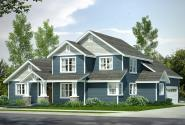 Country House Plan - Rivercrest 31-029 - Front Elevation