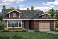 Country House Plan - Sweetbrier 30-796 - Front Elevation