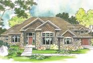 Craftsman House Plan - Bethany 30-272 - Front Elevation