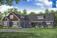 Craftsman Concept Plan - Emmons 31-148 - Front Elevation