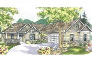 Craftsman House Plan - Kilbourn 30-474 - Front Elevation