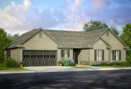 Traditional House Plan - Allenstown 30-983 - Front Elevation