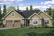 Traditional House Plan - Bramblewood 31-120 - Front Exterior