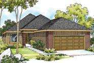 Traditional House Plan - Lorella 30-154 - Front Elevation