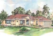 Spanish Style House Plan Style