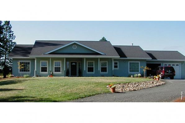 Country House Plan Photo - Redmond 30-226 - Front Elevation