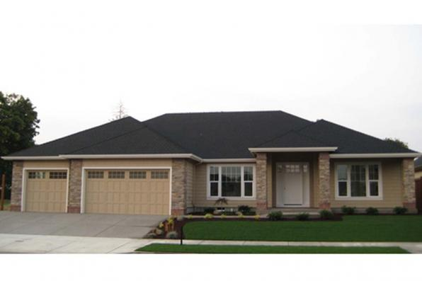 House Plan Photo - Creekstone 30-708 - Front Elevation