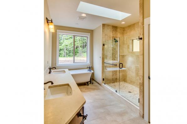 House Plan Photo - Heartfall 10-620 - Owners' Suite Bath