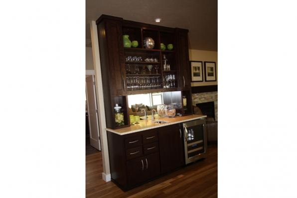 House Plan Photo - Oakshire 30-770 - Wet Bar