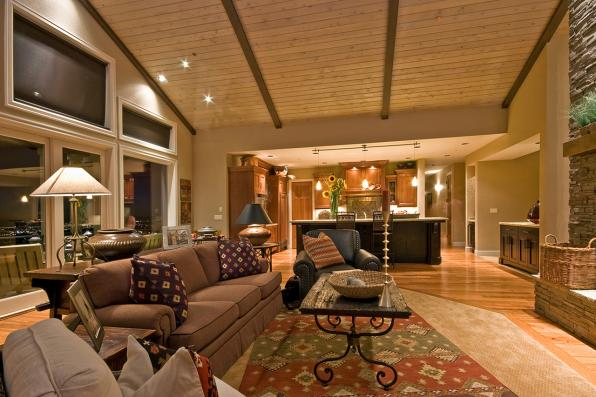 House Plan Photo - Pacifica 30-683 - Great Room